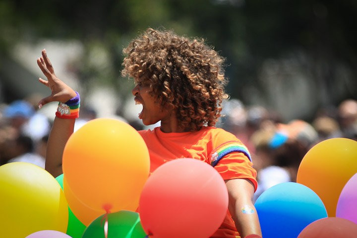 Gay Los Angeles pride