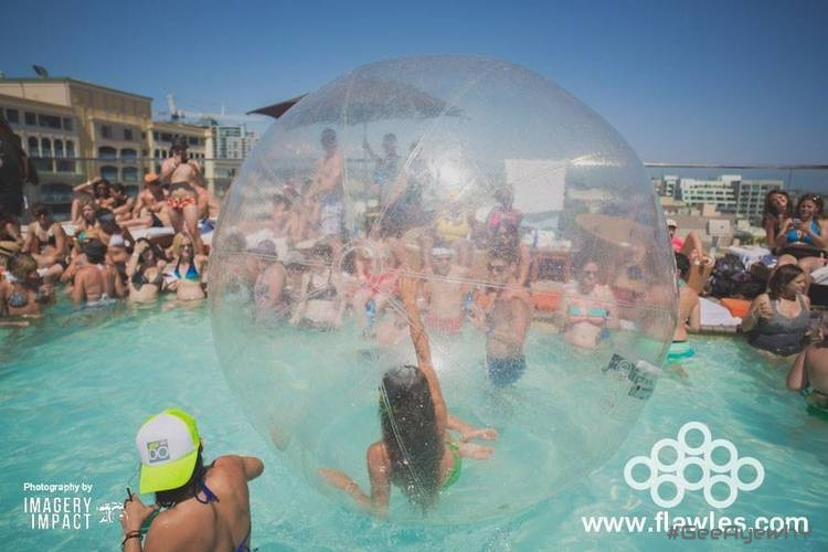 FlawLes Pool Party 2016