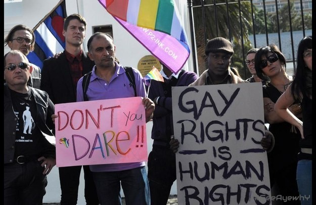 South Africa's 'anti-gay' marriage officers, days numbered?