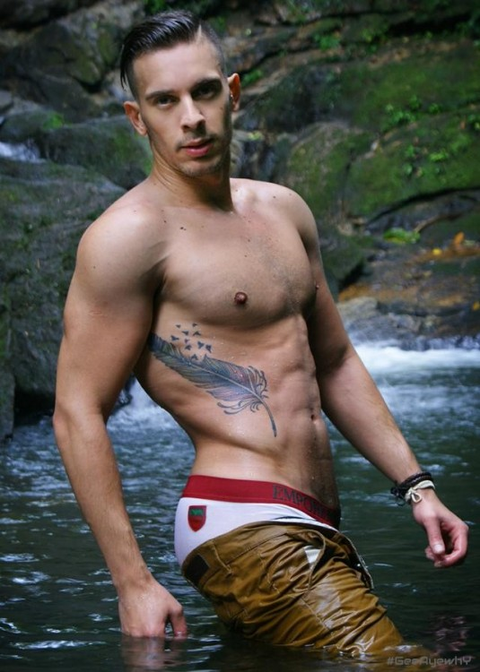 Davi - Very Hot Guy for you