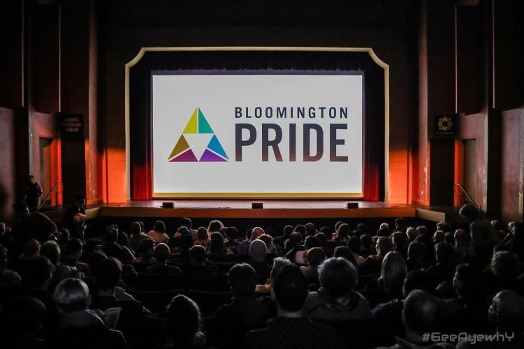 The Bloomington PRIDE Film Festival #geeayewhy