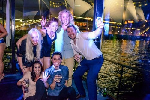 MARDI GRAS SUNSET CRUISE - Sydney
