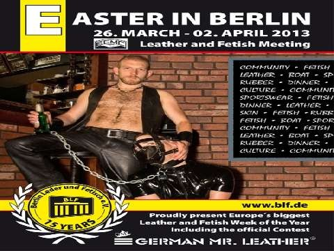 Easter leather and fetish week