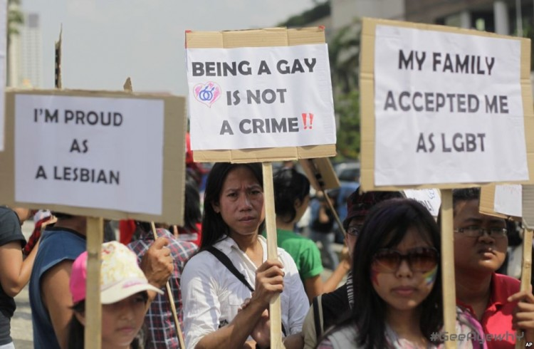 Indonesia prepares to criminalize gay and extramarital sex