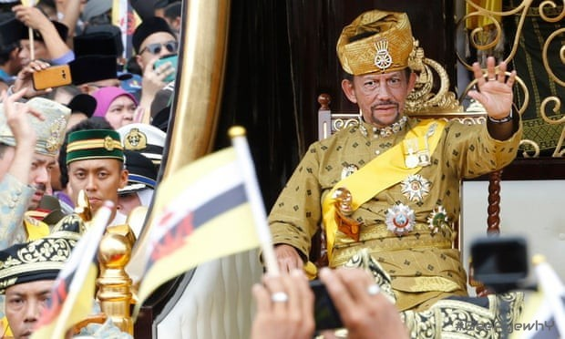 Brunei's LGBT residents struggle with dating and religion, amid new death by stoning law