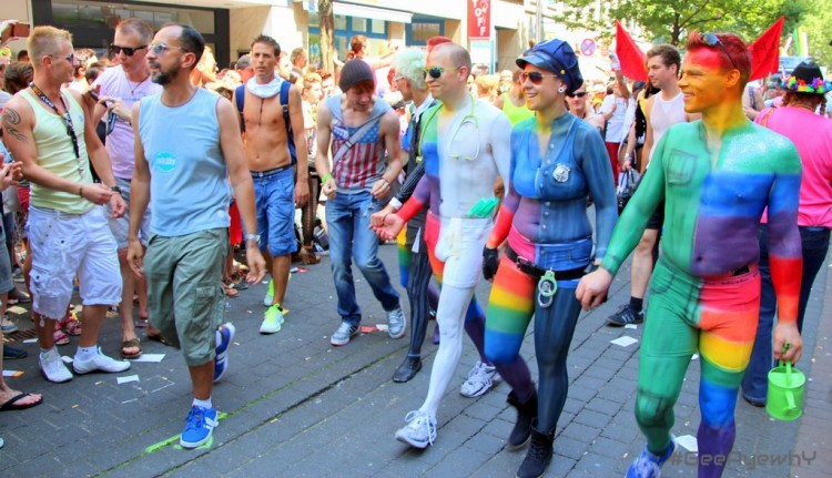 #geeayewhy Cologne Gay Pride - CSD