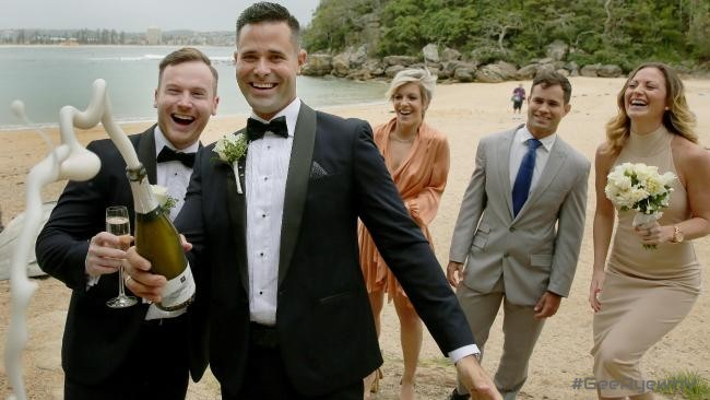 Gay Australians Hear Wedding Bells, Providers Collect The Pink Dollars