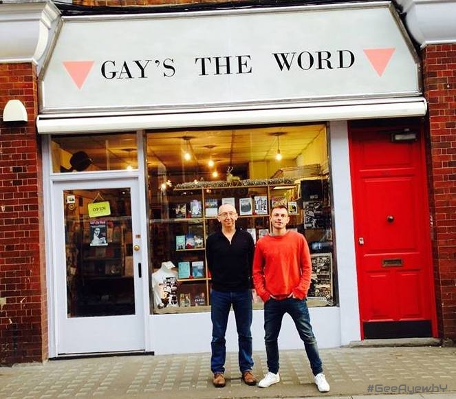 London Gay's the Word bookshop - homophobic attack